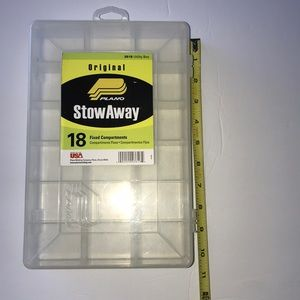 3 Plano Stowaway Containers